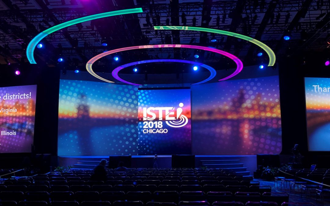 ISTE18: We Came, We Saw, We Learned